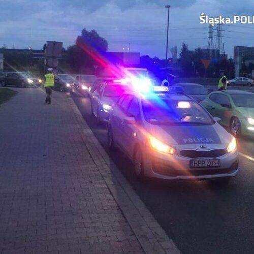 Policjanci nie dopuścili do nielegalnych wyścigów