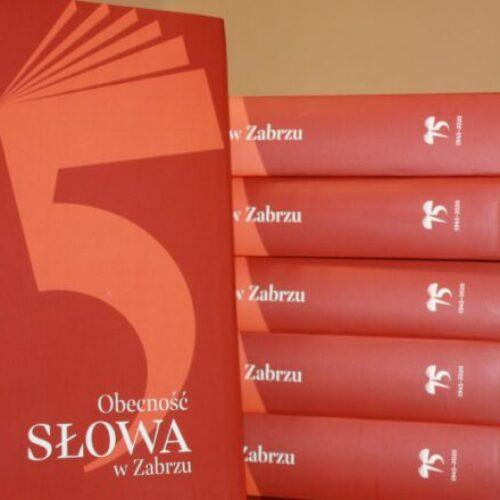 Doceniono publikację Miejskiej Biblioteki Publicznej w Zabrzu