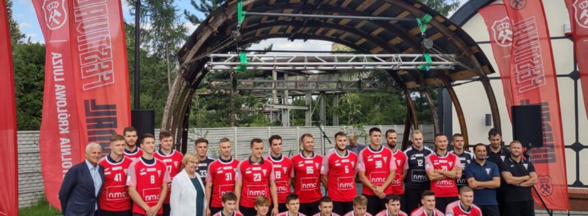 Szczypiorniści Górnika Zabrze zaprezentowali aktualny skład drużyny