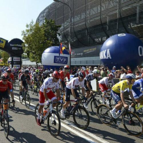 78. Tour de Pologne zagościł także w Zabrzu