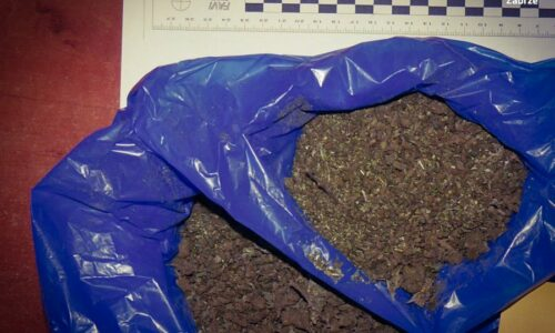 Policjanci przechwycili narkotyki